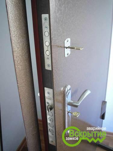 вскрыть металлическую дверь в Минске