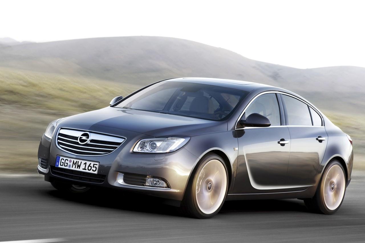 вскрытие автомобиля Opel (Опель)