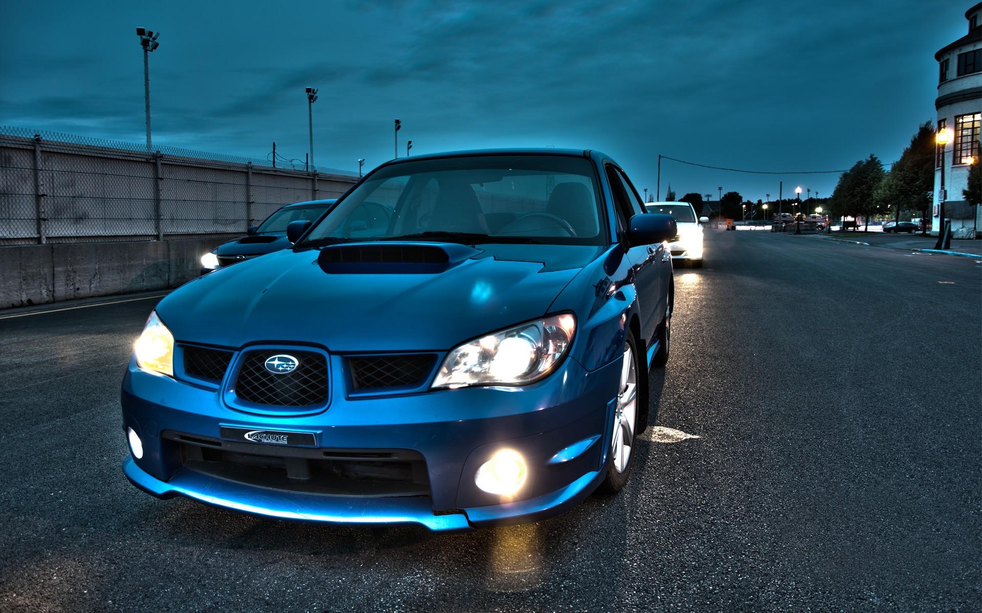 вскрытие автомобиля Subaru (Субару)