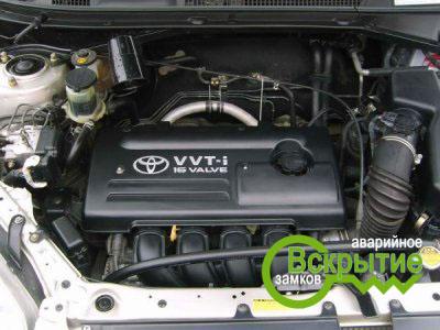 вскрытие автомобиля Toyota (Тойота)