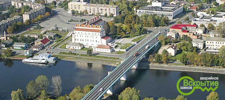 Вскрытие замков в Пинске